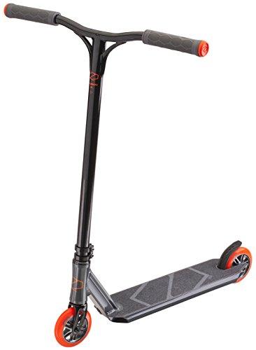 Fuzion Z300 Pro Scooter Complete (2018 Grey) Gray Bottom Rail