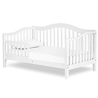 Dream On Me Austin Toddler Day Bed, White