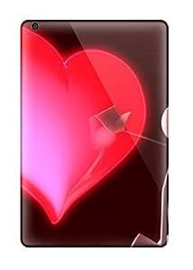 Cute Tpu Annie T Crawford 3d Love Paint Case Cover For Ipad Mini/mini 2