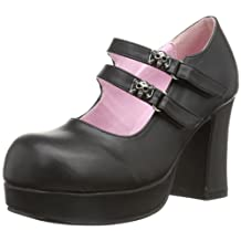 Pleaser Women's Gothika Gothika 09 Sandal