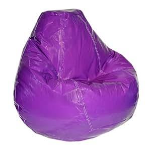 Fantastic American Furniture Alliance Wetlook Bean Bag Adult Grape Short Links Chair Design For Home Short Linksinfo