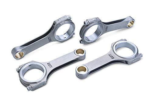Tomei Forged H-Beam Connecting Rod Set 143.75mm Fits 4B11 ()