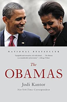 The Obamas by [Kantor, Jodi]