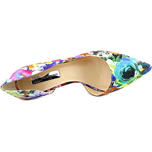 Inc Concetti Internazionali Kenjay Donna Tacchi Colore Brillante Multi Size 7,5 M Us