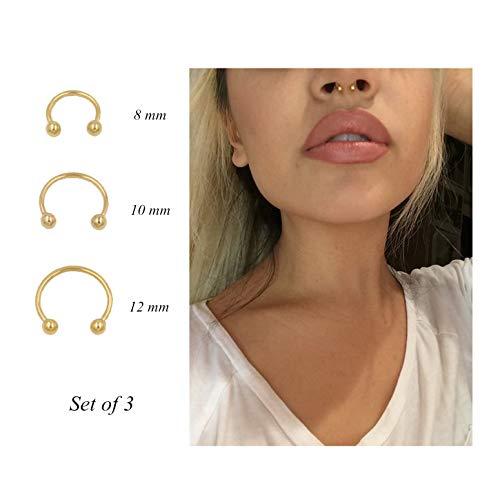 septum rings - 5