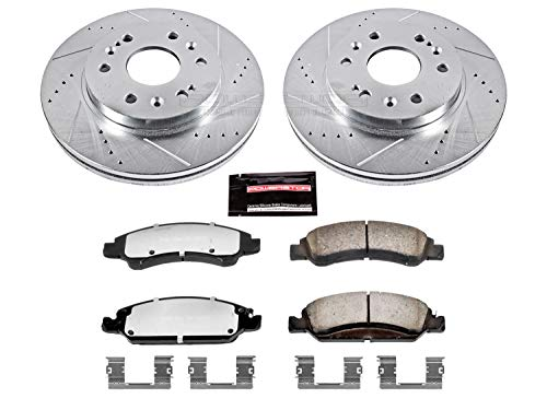 - Power Stop K2069-36 Z36 Truck & Tow Front Brake Kit