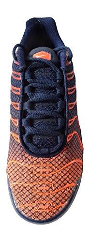 Nike Mænds Air Max Plus Txt Løbesko Midnat Flåde Blå Hyper-blodrød Hvid 481 vtCBYYDtJ