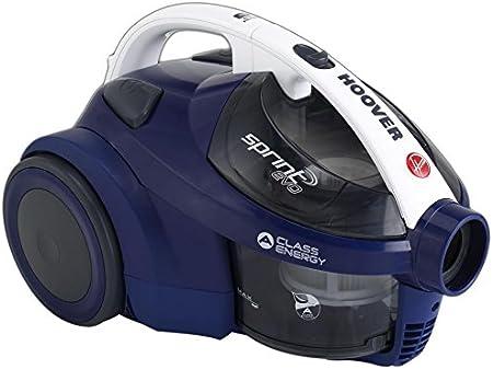 Hoover SE71_SE60 Aspirador Sprint Evo S60 sin bolsa, 1.5 litros, 85 Decibelios, Azul, Gris: Amazon.es: Hogar