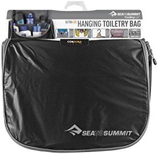 e3e33867b69e Amazon.com   Sea to Summit Travelling Light Hanging Toiletry Bag ...