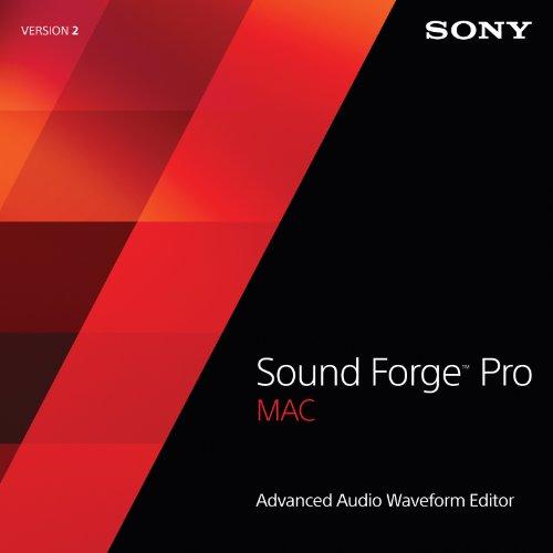 Sony Sound Forge Pro Mac 2 [Download] by Sony