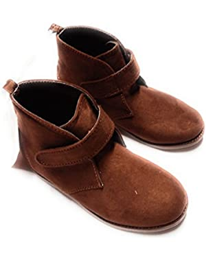 Toddler Boys Suede Boots, 9 M