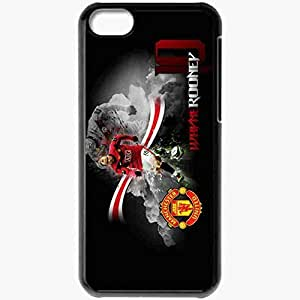XiFu*MeiPersonalized ipod touch 4 Cell phone Case/Cover Skin Wayne rooney the fa manchester united BlackXiFu*Mei