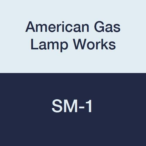 American Gas Lamp Works SM-1 Soft Inverted Mantle (Pack of 2)