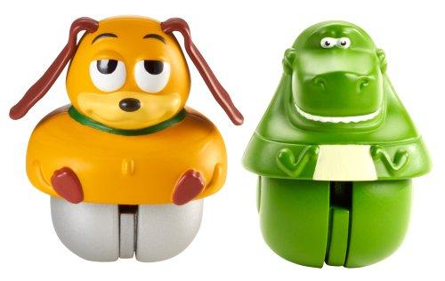 Disney Pixar Toy Story ZingEms - Rex & Slinky Dog 2-pack