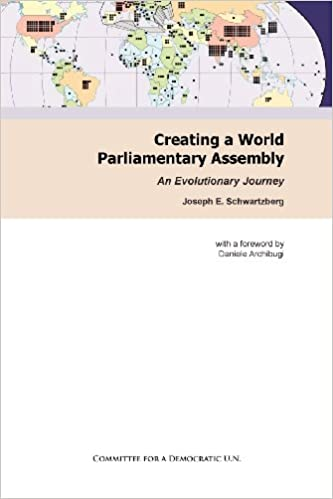 Creating a World Parliamentary Assembly: An Evolutionary Journey