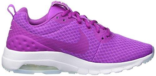 Nike Damen Wmns Air Max Motion Lw Low-top Morado (iper Violet / Hypr Violet-white)