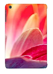 New Diy Design Pink Flower Petals For Ipad Mini/mini 2 Cases Comfortable For Lovers And Friends For Christmas Gifts