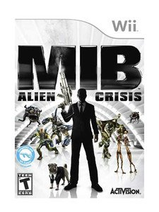 WII MEN IN BLACK ALIEN CRISIS (Men In Black Alien Crisis)
