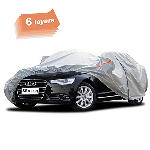 SEAZEN Car Cover 6