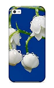 Charles C Lee Iphone 5c Well-designed Hard Case Cover Flower Protector