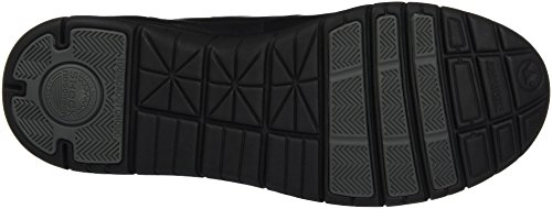 Allrounder by Mephisto Herren Maniko C.Leather 1 Low-Top Schwarz (Black)
