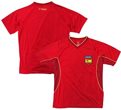 spain football jersey - 9