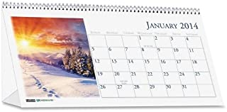 product image for House of Doolittle 3649 Tent Calendar, Desktop, HOD3649