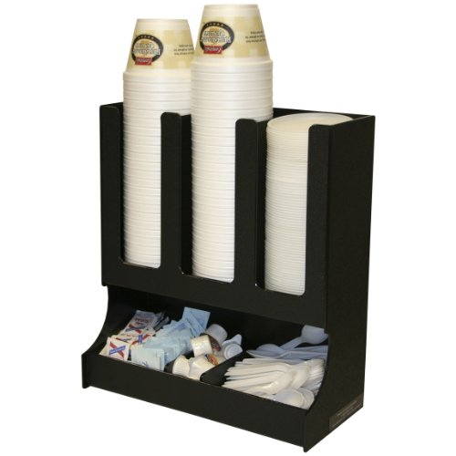 Coffee condiment organizer for lids and coffee cups 13 1 - Accesorios para cafeteria ...