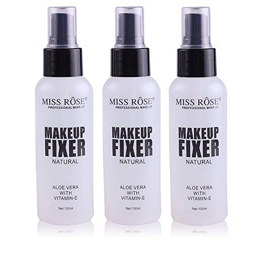 Toyvip Moisturizing Mist,Natural Setting Spray Makeup Moisturizing Long Lasting Foundation Fix Matte Finishing Setting Spray Cosmetics ()