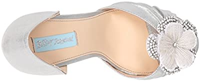 Blue by Betsey Johnson Women's Sb-Emma Dress Sandal