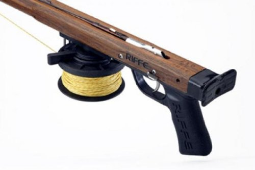 Riffe N.F. Radial Speargun Reel 200ft/600lb Spectra and Spearfishing