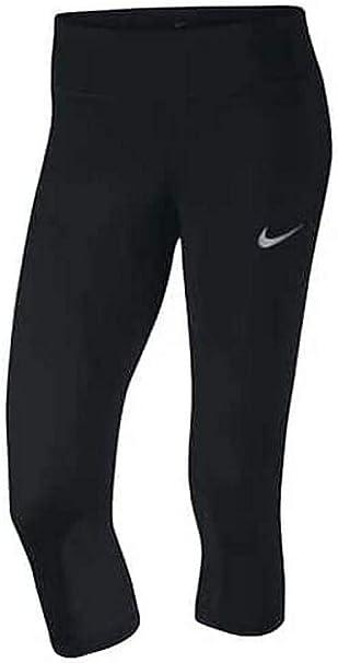 Nike W Nk PWR Epic Run Cpri Mallas Capri, Mujer: Amazon.es: Ropa y ...