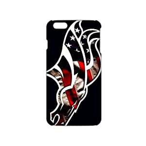 KOKOJIA denver broncos iphone 3D Phone Case for iphone 6
