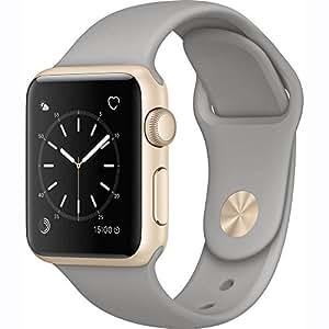 Amazon.com: Apple Watch Series 1 38mm Smartwatch (Gold