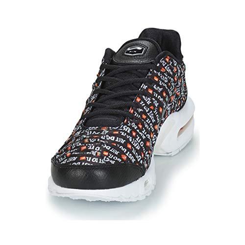 Multicolore Max Scarpe black black white Basse Da Air total Se Nike 001 Plus Orange Donna Ginnastica zg1qw5