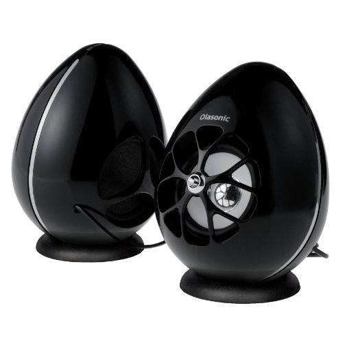 Olasonic USB Powered Speaker System - TW-S7(B)