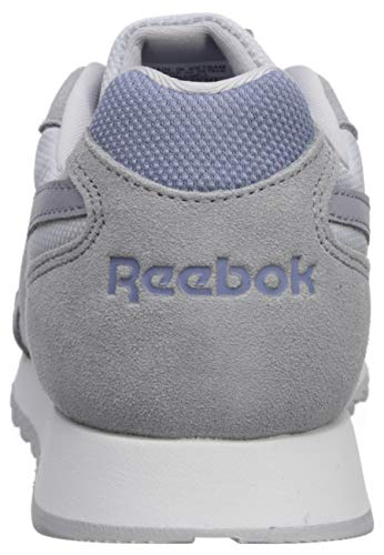 Reebok Men's Classic Harman Run Shoe, Cool Shadow/Grey/White, 8.5 M US