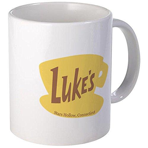 CafePress Lukes Diner Mugs Unique Coffee Mug Gilmore -