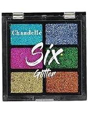 Paleta de Sombra Glitter - Cor 02, Chandelle