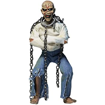 """NECA Iron Maiden Clothed 8"""" Figure Piece of Mind Action Figure"""