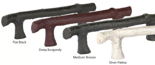 Emtek 86252MB Sandcast Bronze 6