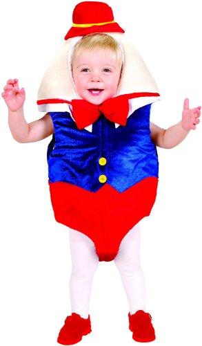 Humpty Dumpty Costume For Kids (Charades Costume - Humpty Dumpty-2-4T)