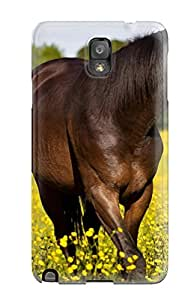 Snap-on Case Designed For Galaxy Note 3- Animal Horse