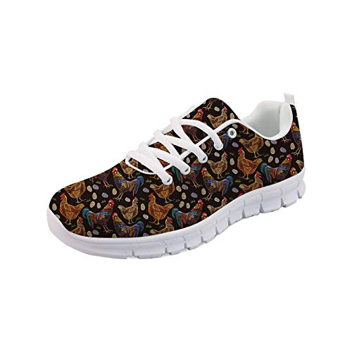 Chicken Donna Sneaker Multi 2 Showudesigns xtqZ80pwn