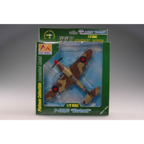 """P-40B/C""""ウォーホーク"""" RAF 250Sqn 1941の商品画像"""