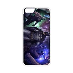 batman arkham city iphone 6s 4.7 Inch Cell Phone Case White 53Go-484332