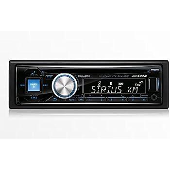 Amazon alpine cde 143bt advanced bluetooth cd receiver cell alpine cdesxm145bt advanced bluetooth cd siriusxm receiver sciox Gallery