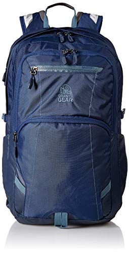 Granite Gear Saw Tooth Backpack, Midnight Blue/Rodin - Midnight Lumbar Support