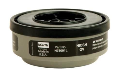 North Organic Vapor Cartridge. (4 Packs)