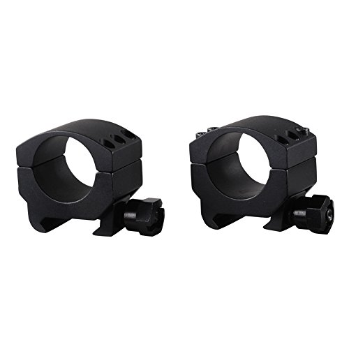 ngs (1-Inch, Low, Black) (Rings Low Matte Scope Mounts)